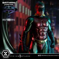 Prime 1 Studio DC 永远的蝙蝠侠 罗宾Robin 1/3雕像前瞻