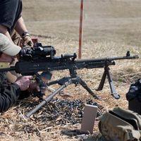Easy&Simple  1/6 M240L式  轻型通用机鎗 套装前瞻