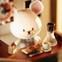 万代 x 人气绘本?《小熊学校》系列拼装玩具即将发售!