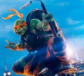 贫嘴的乌龟  Sideshow 忍者神龟 米开朗基罗 雕像 介绍