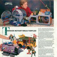 从广告海报看玩具变迁:1990s