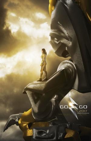 美版《恐龙战队》的新海报,仍由LA公司设计,偶然还看到了他们设�...