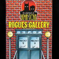 kenner 97版《蝙蝠侠罗宾新冒险》反派监狱大盒