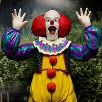 【老鐵玩具分享】NECA 小丑回魂1990