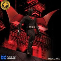 Mezco 2018SDCC 限定  未来蝙蝠侠Batman Beyond 人偶前瞻