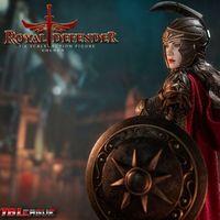 TBLeague 皇家卫士Royal Defender  鎏金色 12寸女人偶前瞻