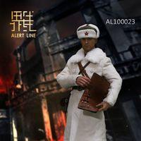 Alert Line界线玩模 二战苏联红军 上尉&中尉 12寸兵人套装前瞻