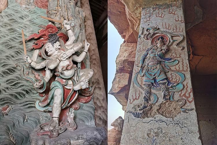 福圣寺 和 罗汉洞