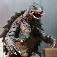 LGG聊模型-万代S.H.MonsterArts-加美拉!邪神觉醒99年电影版模型!