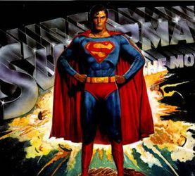 谁才是你心目中真正的超人?