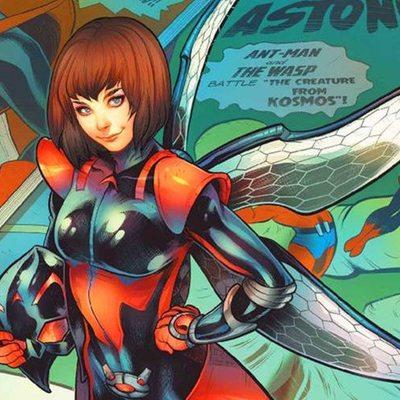 美国漫威漫画超级女英雄...