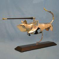 给猫和老鼠做盔甲——Jeff de Boer