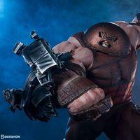 Sideshow Marvel Comics 红坦克Juggernaut 1/4雕像 前瞻