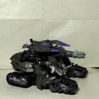 TF—圣贤的变形金刚玩具254,亚洲限定版暗黑能量形态领袖级威震天(变形篇)