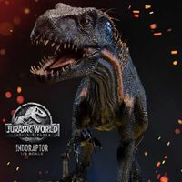 Prime 1 Studio 侏罗纪世界2 混血暴虐龙 Indoraptor 1/6 雕像前瞻