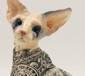 斯芬克斯猫-印第安女巫ONEOFF-TTwei