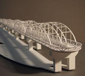 规矩到不像话的纸模型作品—伊藤航作品欣赏
