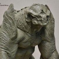 David Meng 概念设计及雕塑艺术家