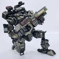来福的模玩简评-第176集 暗源 ML02铁骸进攻型机甲测评