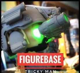 FigureBase 海豹6队 TRICKYMAN Q版可动人偶 前瞻