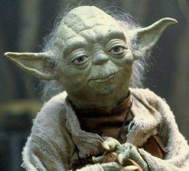 星战的尤达大师在她手中诞生