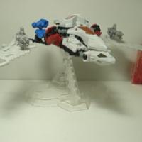 TF—圣贤的变形金刚玩具285,组装变形系列童子军级红蜘蛛