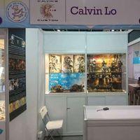 香港動漫電玩節同航玩具藝術展專訪 Calvin's Custom