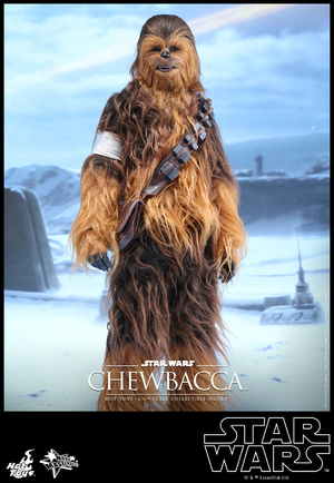 Hot Toys – MMS375 – Star Wars: The Force Awakens - 1/6th scale Chewbacca Collectible Figure Specification