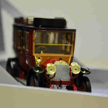 Benz 系列模型鉴赏...