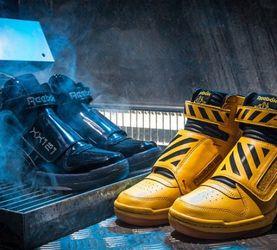 Reebok x  异形  合作推出 Final Battle 纪念运动鞋