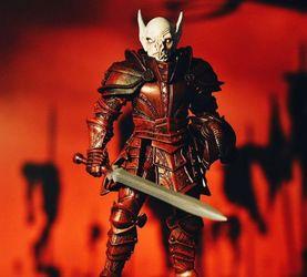 你可以拥有这些帅气的骑士铠甲