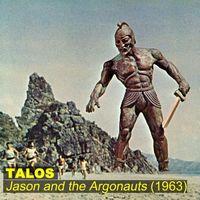 X-Plus 雷·哈里豪森作品集 杰逊王子战群妖 铜神Talos 前瞻