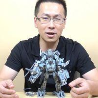 TF—圣贤的变形金刚玩具442,电影版SS系列l领袖级眩晕