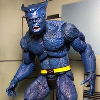 【老鐵玩具分享】DST MarvelSelect 野兽