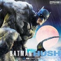 Prime 1 Studio DC漫画 蝙蝠侠:缄默Hush 1/3雕像 前瞻