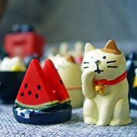 【第33篇】我的玩偶十四 猫摆件(三)清凉一夏的50张喵~