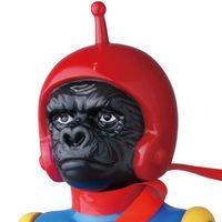 等待這隻4月份出現的 電子猿人~