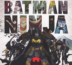 只是看动画不过瘾 GSC FIGMA 忍者蝙蝠侠Batman Ninja 前瞻