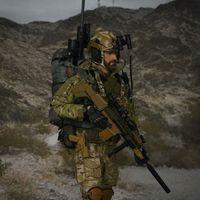 EASY&SIMPLE 美国陆军特种部队狙击射手 12寸兵人 前瞻