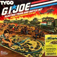 不管是铁道迷还是老玩具迷,TYCO当年的这些火车都能让你满意