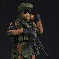 DAMTOYS 俄联邦武装部队 - 宪兵部队 12寸兵人 前瞻
