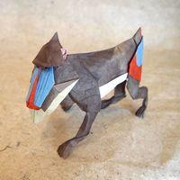 小林弘明的动物折纸欣赏(纯图贴)