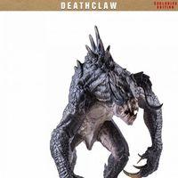 Gaming Heads 辐射Fallout 死爪Deathclaw 28寸雕像前瞻
