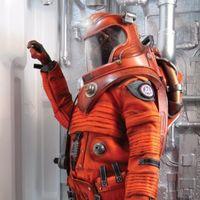 猿創作-十週年呈獻 1:4比例航天猿人Adam橙色收藏版