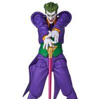 海洋堂 山口转轮科技 DC Jim Lee版 小丑Joker 6寸人偶 前瞻