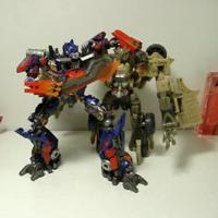 TF—圣贤的变形金刚玩具282,真人版第一部加强级碎骨魔