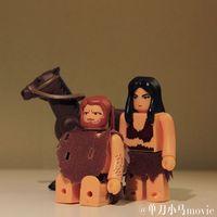 【玩】kubrick 人猿星球 积木人 拆盒分享