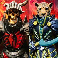 【老鐵玩具分享】四騎士神話軍團2.0腐潮 曼迪布魯斯&豹法師巴拉姆