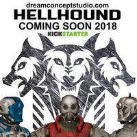 Dream Concept Studio Hellhound 3.75寸可动人偶 前瞻
