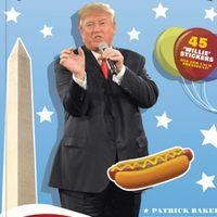 """""""我是美国总统,食我大X!"""""""